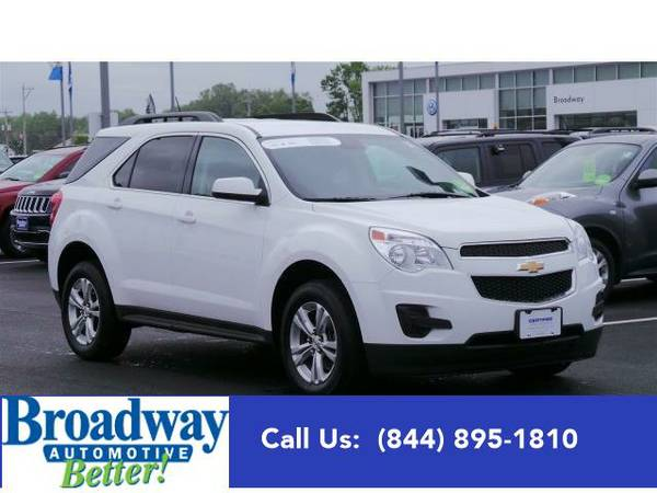 2014 *Chevrolet Equinox* LT Green Bay