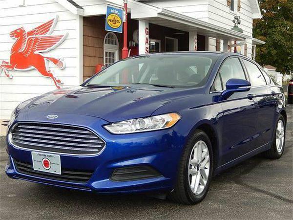 2016 *Ford* *Fusion* SE