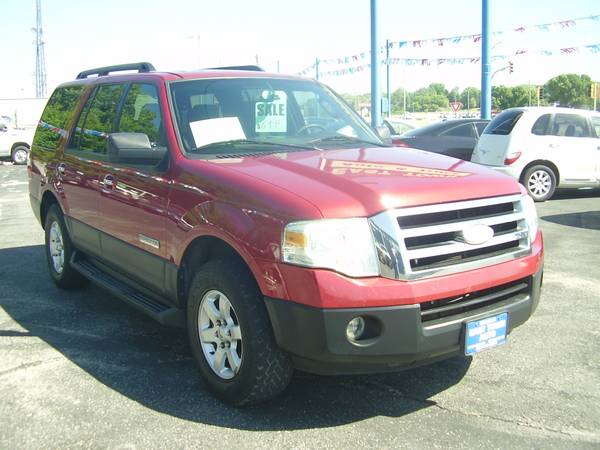 2007 FORD EXPEDITION XLT 4 X 2