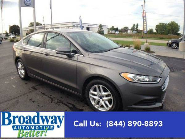 2014 *Ford Fusion* SE Green Bay