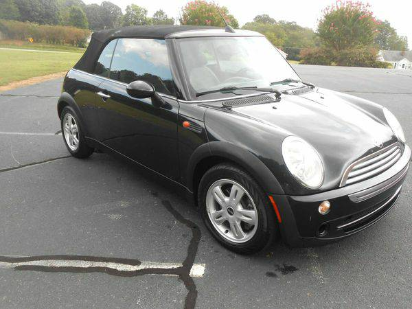 2006 *MINI* *Cooper* 2dr Convertible