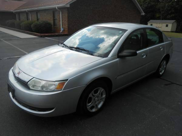 2003 *Saturn* *ION* 2 4dr Sedan