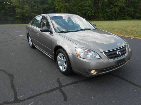 2003 *Nissan* *Altima* 2.5 SL 4dr Sedan