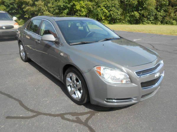 2008 *Chevrolet* *Malibu* LT 4dr Sedan