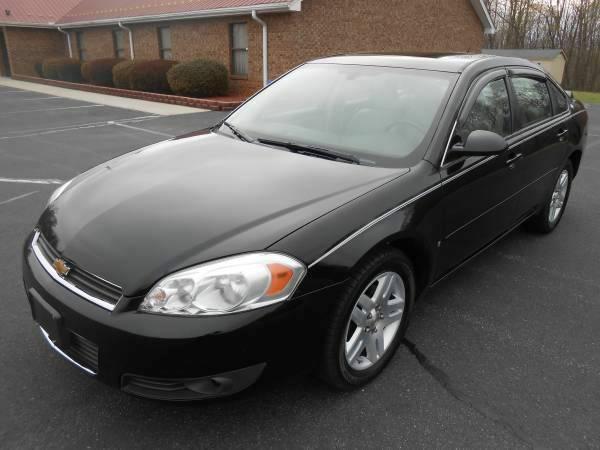 2006 *Chevrolet* *Impala* LTZ 4dr Sedan
