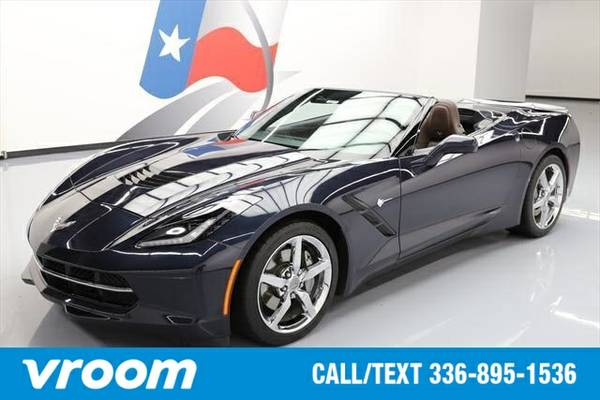 2014 Chevrolet Corvette Stingray 3LT 2dr Convertible Convertible 7 DAY