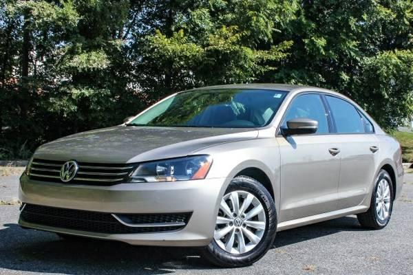 2015 Volkswagen Passat 1.8T Wolfsburg
