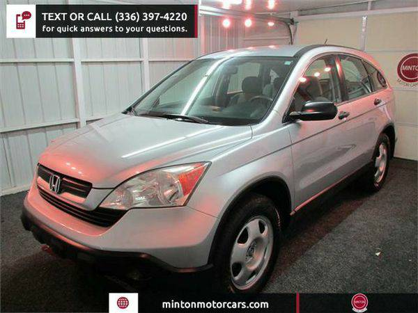 2009 *Honda* *CR-V* LX 2WD 5-Speed AT Easiest 1st time buyer program