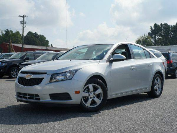 2014 *Chevrolet* *Cruze* 1LT - GET APPROVED TODAY!