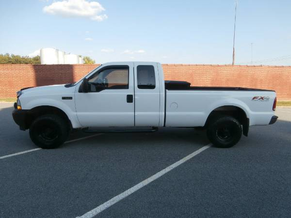 2003 Ford F-250 SD Lariat SuperCab 4X4