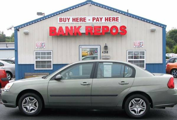 2005 Chevrolet Malibu **Only 84K Miles** **Buy Here, Pay Here.**