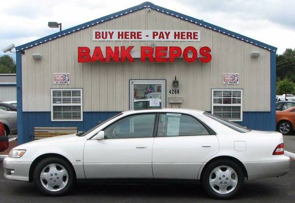 2000 Lexus ES 300 **Only 146k Miles**Buy Here Pay Here**