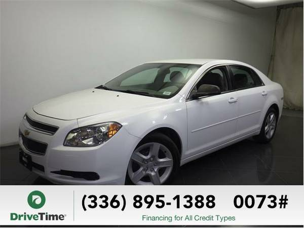2012 *Chevrolet Malibu* LS - BAD CREDIT OK