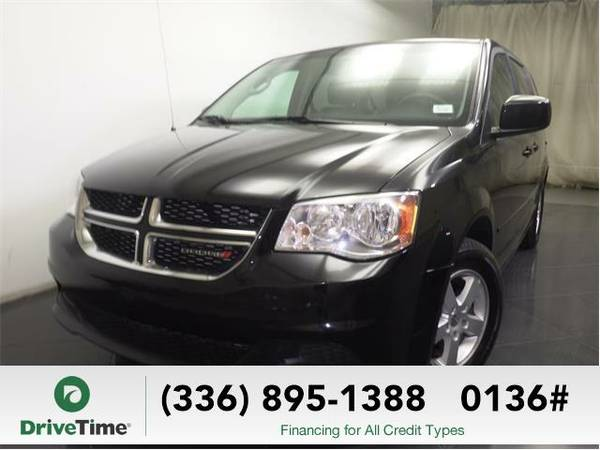2013 *Dodge Grand Caravan* SXT - BAD CREDIT OK