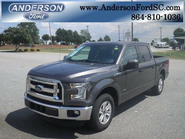 2015 *Ford F-150* - Gray