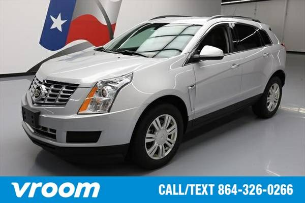2014 Cadillac SRX 4dr SUV SUV 7 DAY RETURN / 3000 CARS IN STOCK