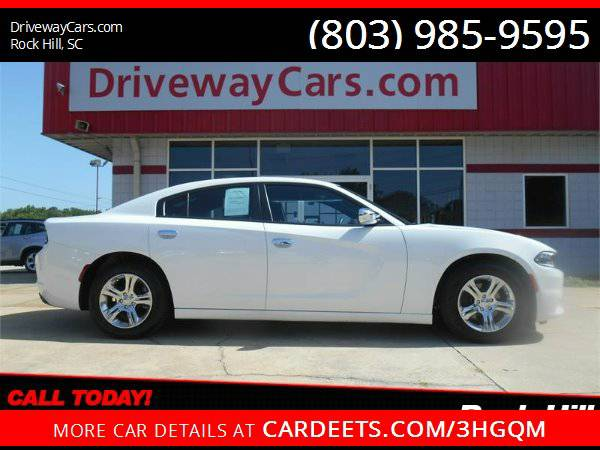 2016 DODGE CHARGER, WE FINANCE