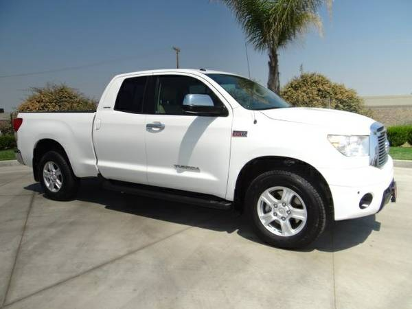 2010 Toyota Tundra 4D Double Cab Limited