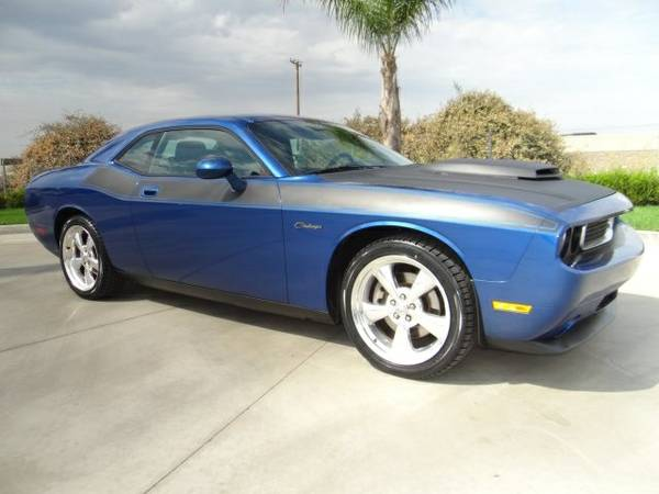 Stock 7262P 2010 Dodge Challenger 2D Coupe R/T low 54,304 miles