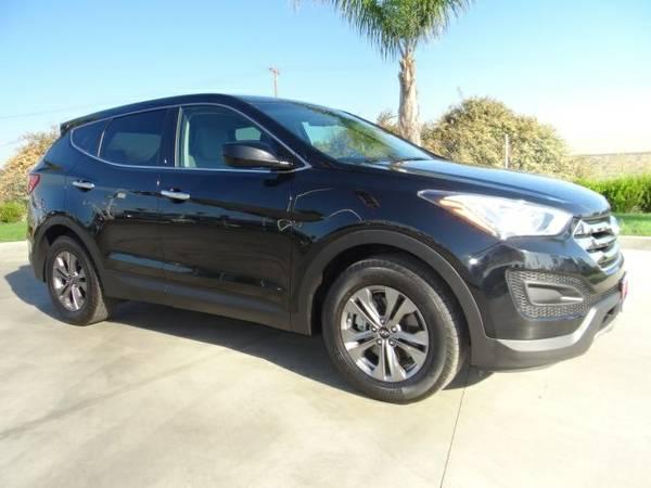 Stock 7268R 2015 Hyundai Santa Fe Sport 4D Sport Utility