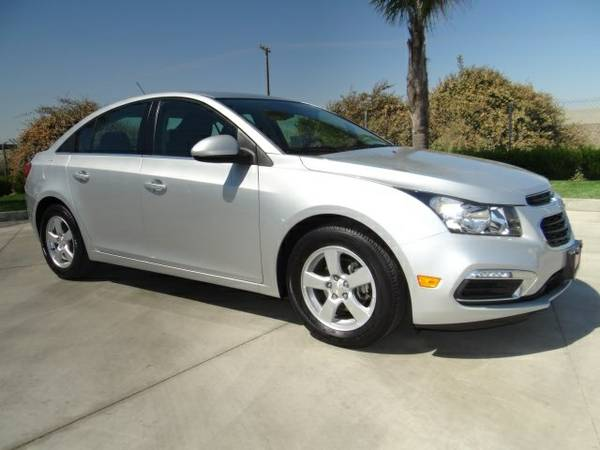 2016 Chevrolet Cruze Limited 4D Sedan 1LT