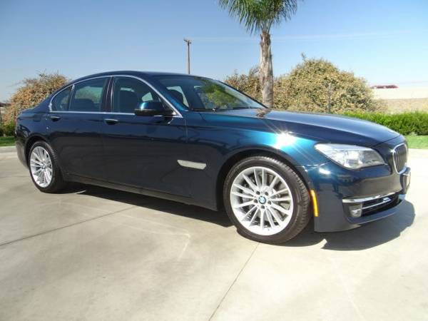 Stock 7267P 2013 BMW 7 Series