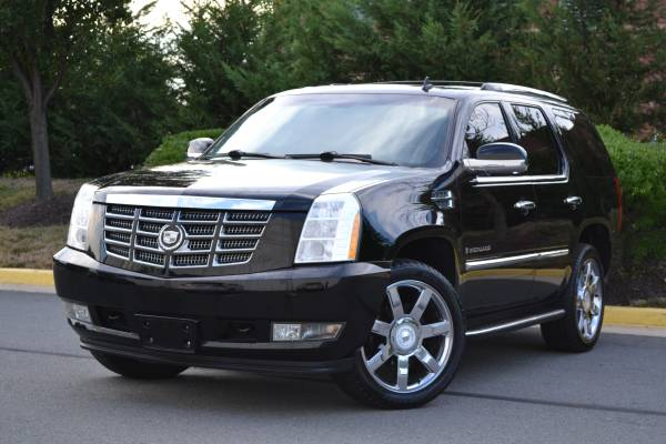 🚗🚗🚗2008 CADILLAC ESCALADE LUXURY...