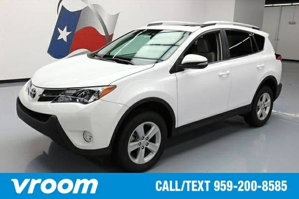 2013 Toyota RAV4 XLE 4dr SUV SUV 7 DAY RETURN / 3000 CARS IN STOCK