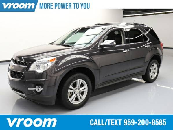 2013 Chevrolet Equinox LTZ SUV 7 DAY RETURN / 3000 CARS IN STOCK