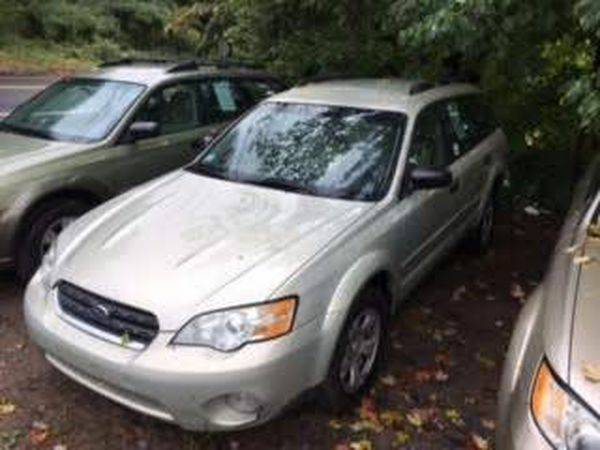 2005 *Subaru* *Outback* 2.5i AWD 4dr Wagon - 1 YEAR WARRANTY!!!