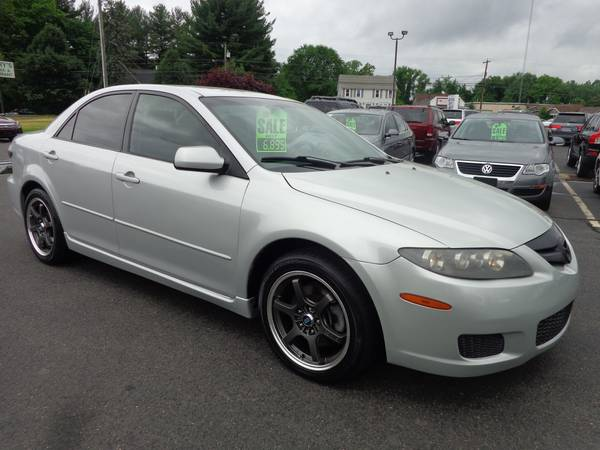 ****2007 MAZDA S -TOURING-ONLY 97,000 MILES RUNS/LOOKS Fantastic-AUTO*