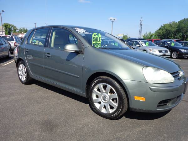 ****2006 VW RABBIT 2.5 ONLY 98,000 MILES-RUNS/LOOKS GREAT 4DOOR-NICE**