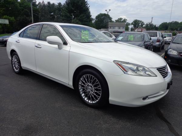 ****2007 LEXUS ES350-NAV-CAM-ONLY 91,000 MILES-100% PERFECT YES 100%**