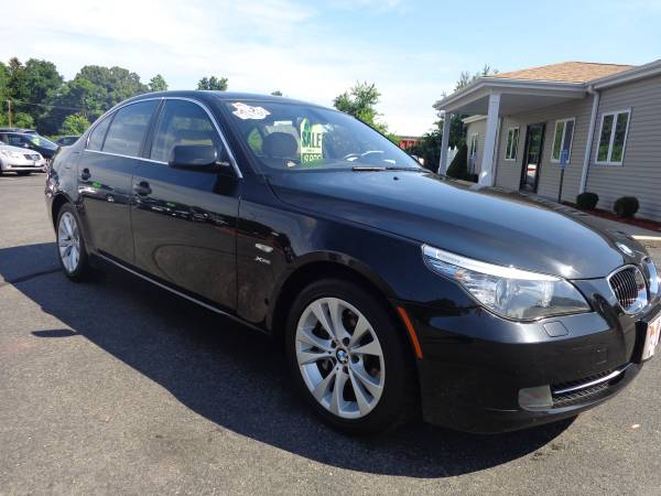 ****2010 BMW 535XI-ONLY 54,000 MILES-BLACK-RUNS/LOOKS 100% PERFECT****