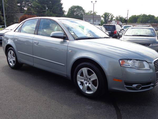 ****2006 AUDI A4 2.0T-ONLY 94,000 MILES-LOOKS/RUNS FANTASTIC-LOADED***