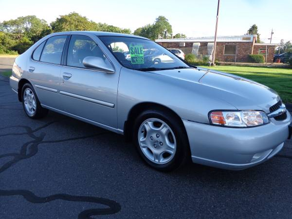 ****2000 NISSAN ALTIMA GXE-ONLY 84,000 MILES-RUNS/DRIVES 100%-SERVICED
