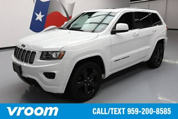2014 Jeep Grand Cherokee Altitude 4dr SUV SUV 7 DAY RETURN / 3000 CARS