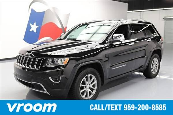 2014 Jeep Grand Cherokee 4x2 Limited 4dr SUV SUV 7 DAY RETURN / 3000 C