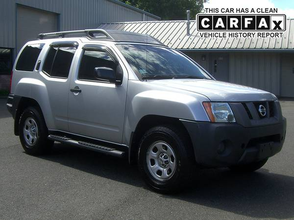 ► 2008 NISSAN XTERRA X - 4X4, PIONEER STEREO, ALARM, TOW...
