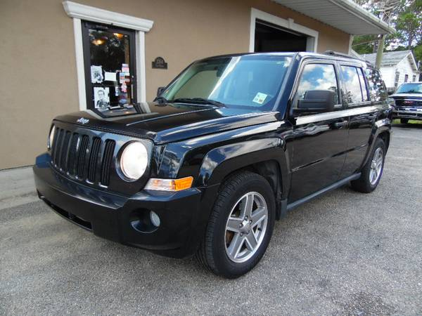 *****2007 JEEP PATRIOT 4X4*****
