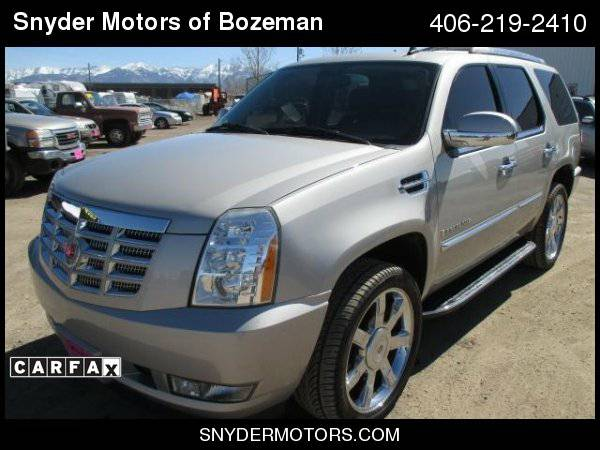2007 Cadillac Escalade Immaculate 86K New Tires Easy Financing