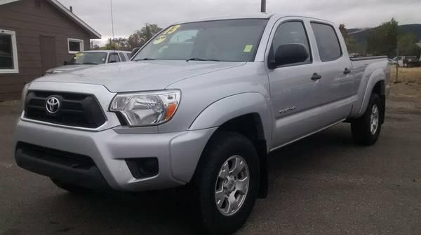 SWEET!! 2013 Toyota Tacoma DoubleCab 4x4 $499Down $427/mo OAC!!