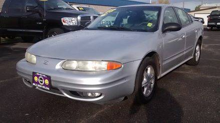 GREAT MPG!! 2003 Oldsmobile Alero GL $99Down $99/mo OAC!!