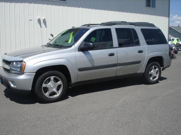 2005 Chevrolet Trailblazer EXT LS 4X4