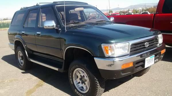 NICE!! 1994 Toyota 4Runner SR5 $2499 Cash!!