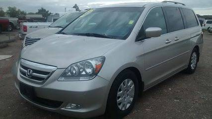 LOADED!! 2005 Honda Odyssey Touring $499Down $158/mo OAC!!