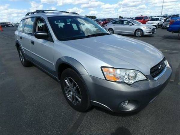 2007 SUBARU OUTBACK 2.5 AWD--BLOWOUT PRICING!!!