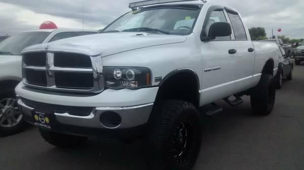 AWESOME 4X4!! 2004 Dodge Ram 1500 Hemi $499Down $273/mo OAC!!