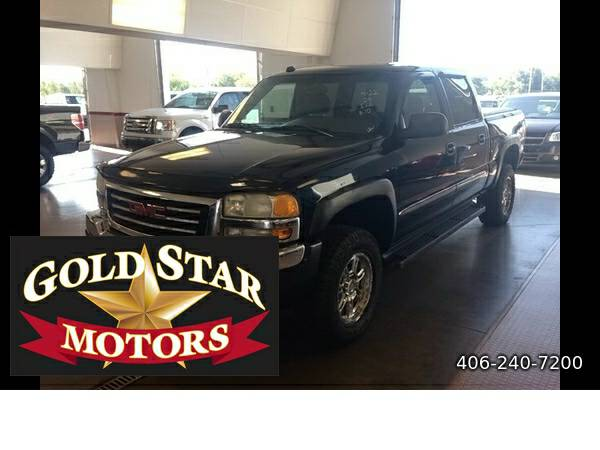 2005 GMC SIERRA 1500 SLE 4X4 CREW CAB- GREAT DEAL!