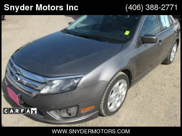 2010 Ford Fusion SE CLEAN! Nice Car ONLY 110k